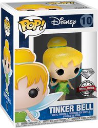 Tinker Bell (Diamond Collection) Vinyl Figure 10