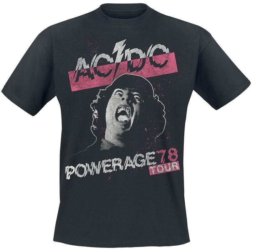Powerage Tour 78