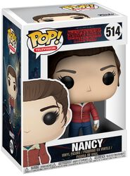 Nancy with Gun Vinyl Figure 514