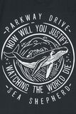 Sea Shepherd Cooperation - How Will You Justify