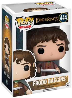 Frodo Baggins (Chase Edition Possible) Vinyl Figure 444