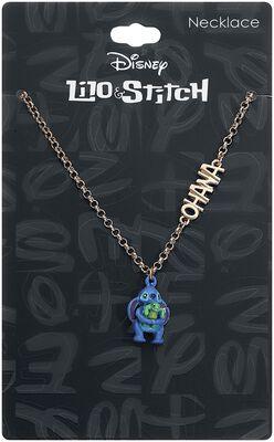 Stitch with Frog