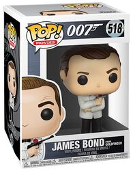 James Bond (From Goldfinger) Vinyl Figure 518