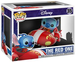 The Red One Vinyl Figure