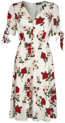 Lorelei White Floral Dress