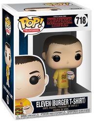 Eleven (Burger T-Shirt) Vinyl Figure 718