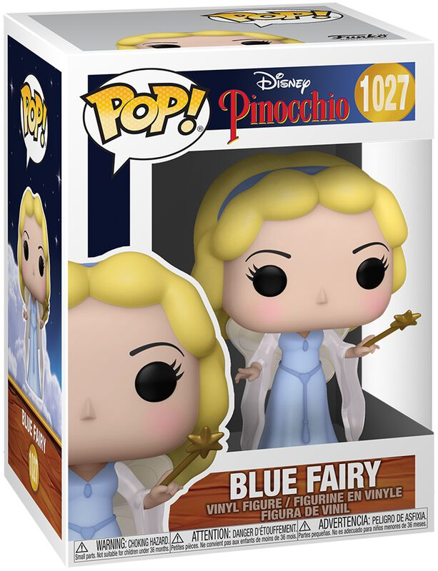 80th Anniversary - BlueFairy (Chase Edition Possible!) Vinyl Figure 1027