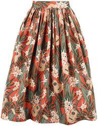 Ukuele 50s Skirt
