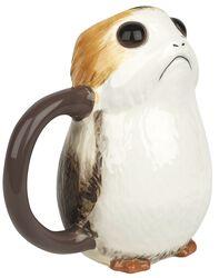 Porg - 3D Mug