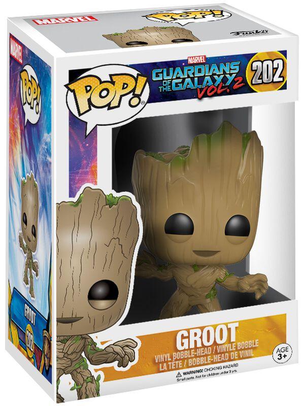 2 - Groot Vinyl Figure 202