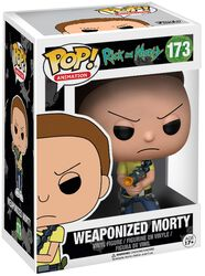 Weaponized Morty Vinyl Figure 173