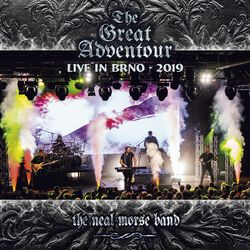 The Neal Morse Band The great adventure - Live in BRNO 2019
