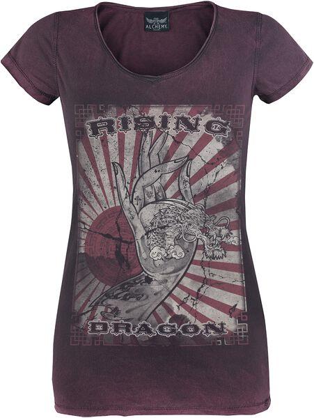 Sasha Rising Dragon T-Shirt
