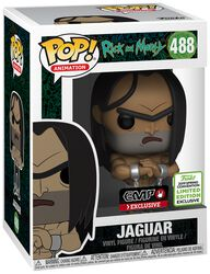 ECCC 2019 - Jaguar Vinyl Figure 488