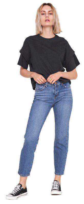 Olivia Slim Straight Jeans