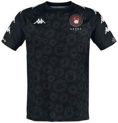 EMP X Kappa - Black Sports Jersey