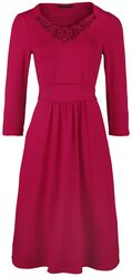 Red Garden Dress