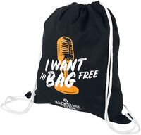 Sacca da palestra - I want to Bag free
