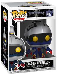 3 - Soldier Heartless Vinyl Figure 407