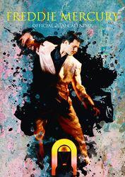Wandkalender 2020 - Freddie Mercury