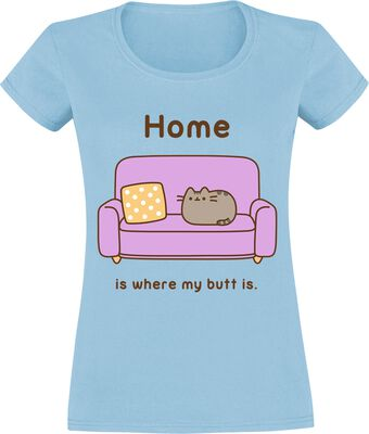 Home Is Where My Butt Is