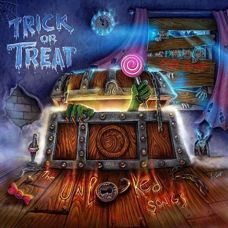 Trick Or Treat The unlocked songs