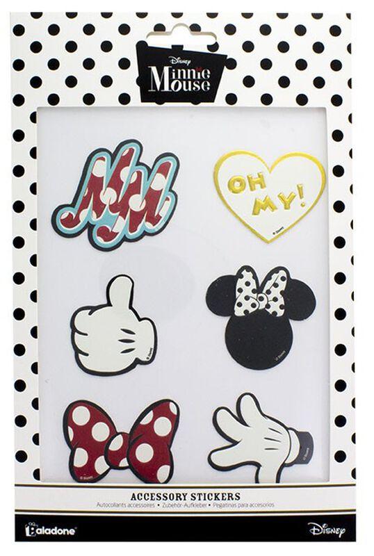 Sticker Set - Minnie Mouse