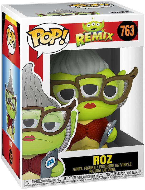 Alien Remix - Roz Vinyl Figure 763