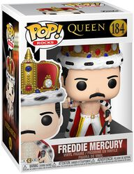 Freddie Mercury King Rocks Vinyl Figure 184