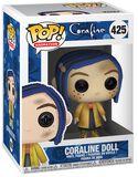 Coraline Coraline Doll Vinyl Figure 425