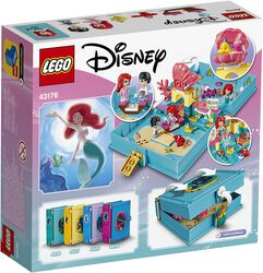 43176  - Ariel's Storybook Adventures