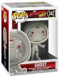 Ant-Man and The Wasp - Ghost Vinyl Figure 342