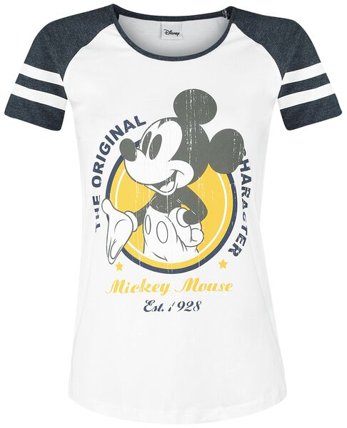 The Original T-Shirt Tutti i prodotti: Minnie & Topolino