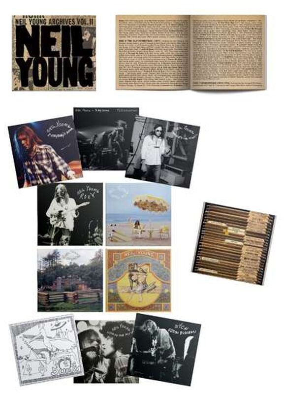 Neil Young archives Vol.2 (1972-1982)
