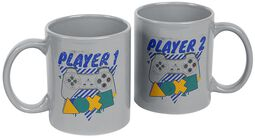 Player One and Player Two