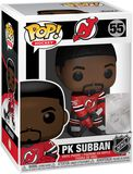 NHL  New Jersey Devils - PK Subban (Home Jersey) - Vinyl Figure 55