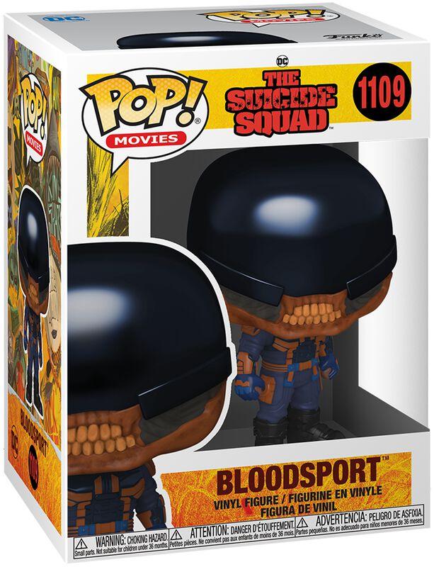Bloodsport Vinyl Figure 1109