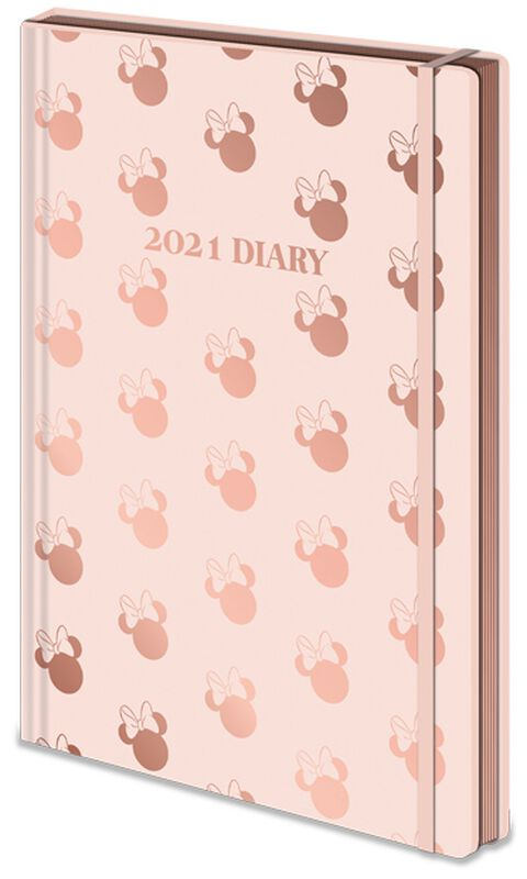 Minnie Mouse 2021 Diary