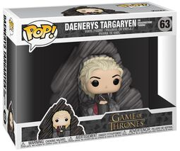 Daenerys on Dragonstone Throne Vinyl Figure 63