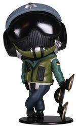 Siege - Six Collection - Jäger Chibi Figure