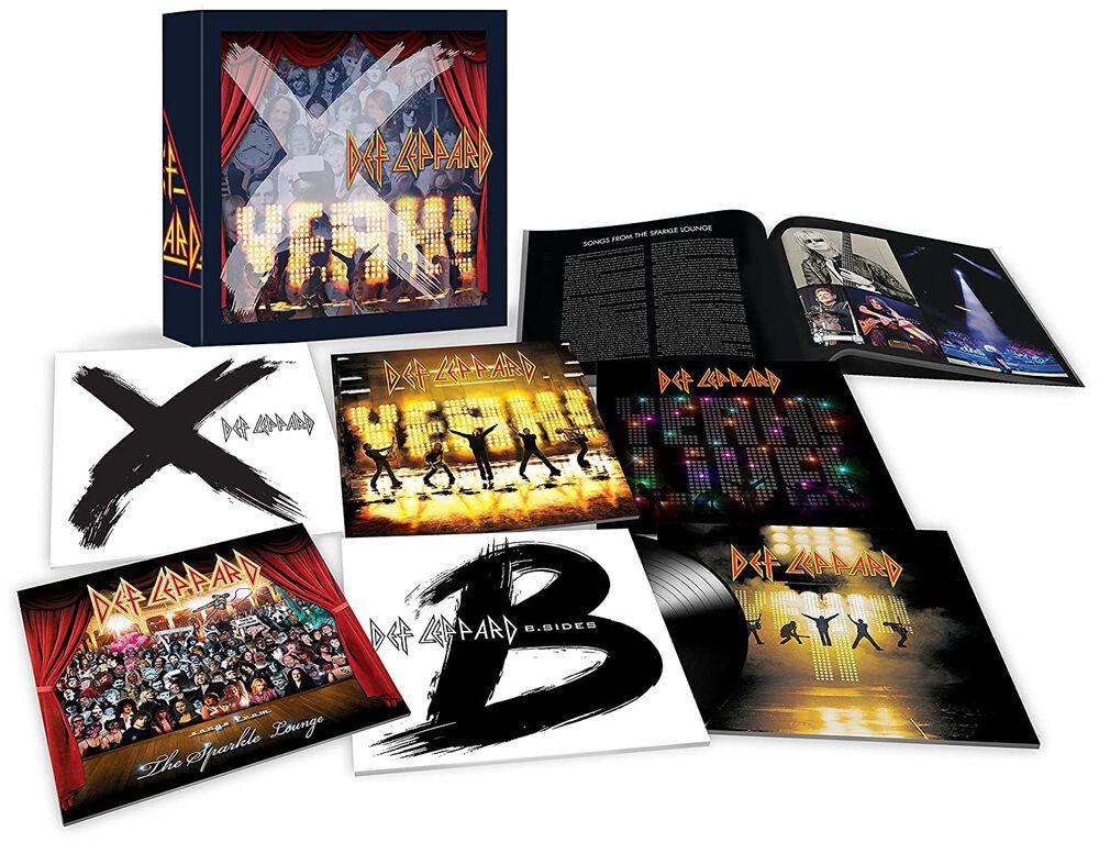 The Vinyl Box Set: Volume three