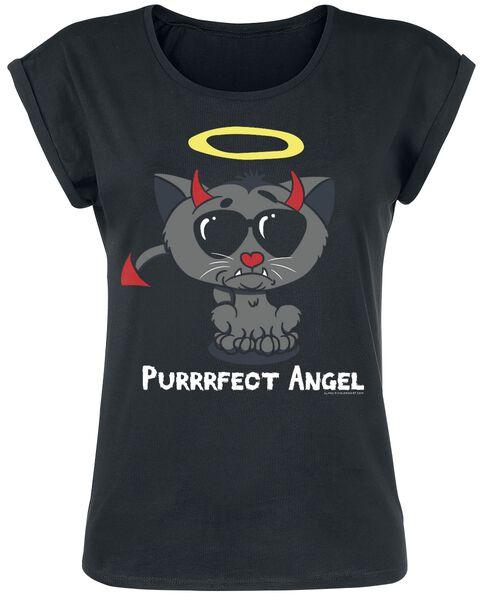 Tutti T Angel Purrrfect i Shirt Angel Purrrfect prodotti tAzpqp