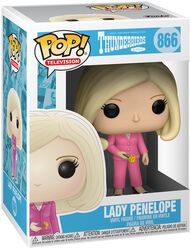 Thunderbirds Lady Penelope Vinyl Figure 866