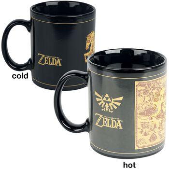 Map - Heat-Change Mug
