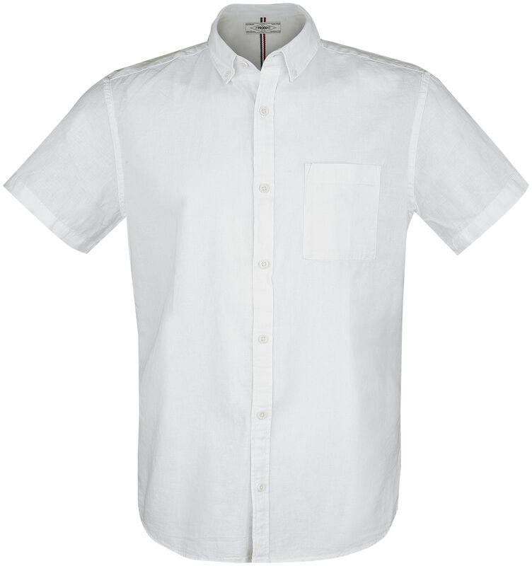 Dobby Linen Shirt