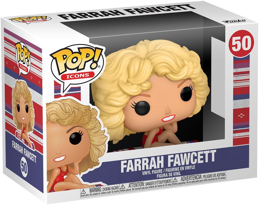 Farrah Fawcett Vinyl Figure 50