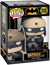 80th - Batman Red Son Vinyl Figure 312