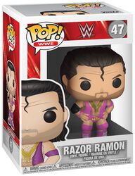 Razor Ramon (Chase Edition Possible) Vinyl Figure 47