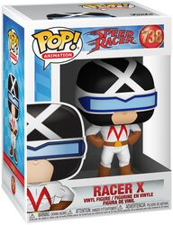 Speed Racer Racer X Vinyl Figure 738