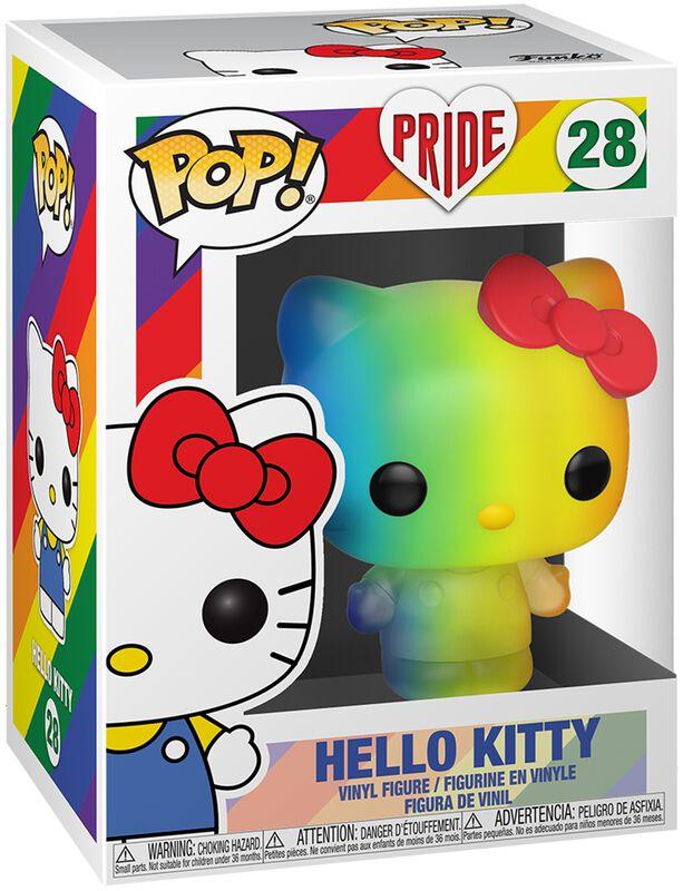 Pride 2020 - Hello Kitty (Rainbow) Vinyl Figure 28
